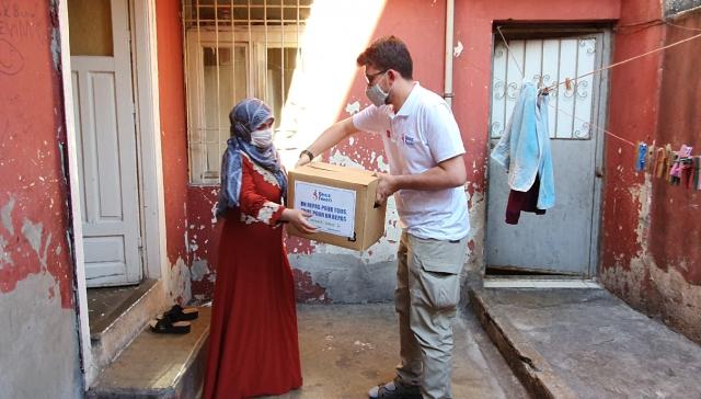 Ramazan Gıda Kolisi (Kumanya Bağışı)