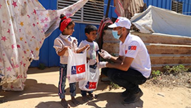 Suriye Kurban Bağışı