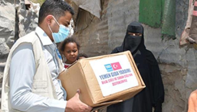 Yemen'e ACİL Yardım